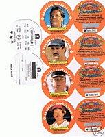1988 Fantastic Sams baseball set 20 card set