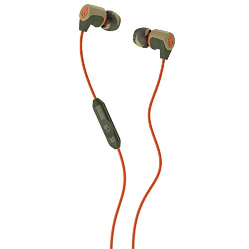 Click to buy Skullcandy Riff Noise Isolating Earbuds with Mic in Camo - From only $599