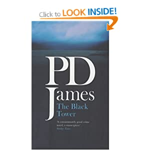 P.D. James - The Black Tower Audiobook