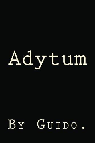 Book: Adytum by Guido