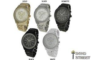 Lot of 10 Geneva Dial Bracelet Watches 2678