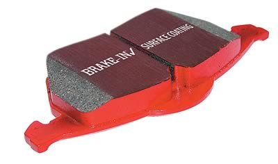 EBC Brakes DP31666C Redstuff Ceramic Low Dust Brake Pad