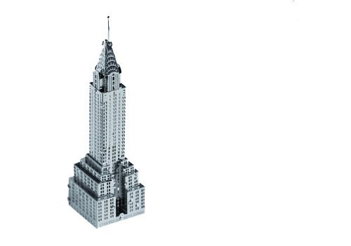 Metal Earth 3D Metal Model - Chrysler Building