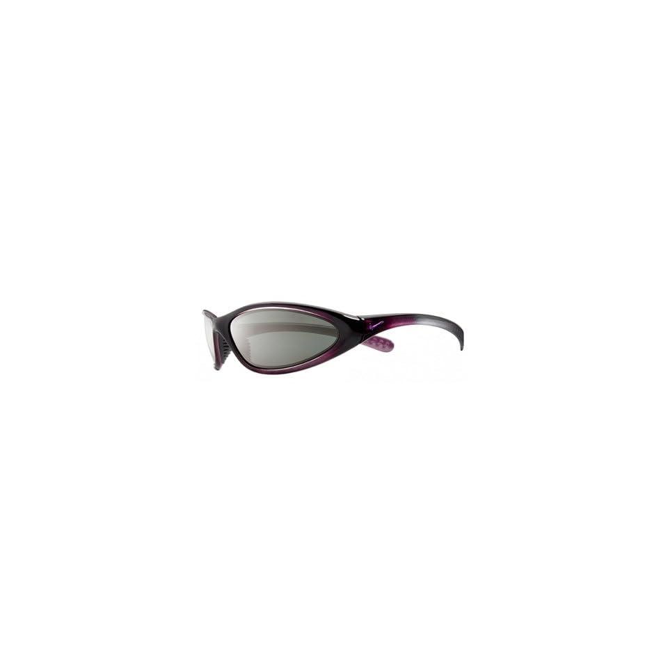 242df28a3035 Nike Tarj Classic Sunglasses Wild Violet Frame w/ Grey Lens EV0054 510