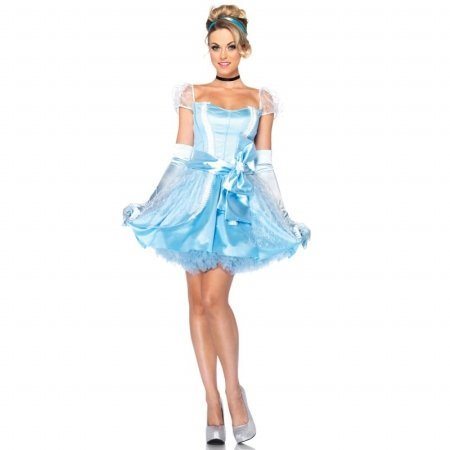 Classic Cinderella Costume - Medium - Dress Size 8-10