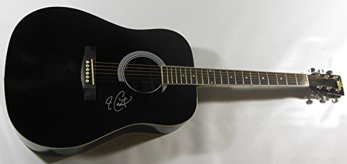 Keith Urban Fuse Signed Autographed Full Size Black Acoustic Guitar Loa