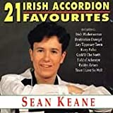 Sean Keane 21 Irish Accordion Favourites [CASSETTE]
