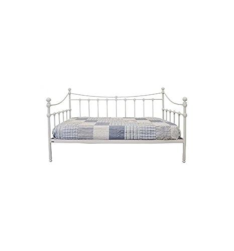 Sofá cama de forja Alfil - Verde Rakú