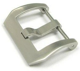 24mm Strap Pre-v Screw Buckle for Panerai Watch 44mm Brush