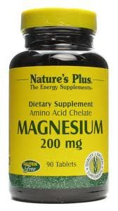 Magnesium 200Mg Nature'S Plus 90 Tabs