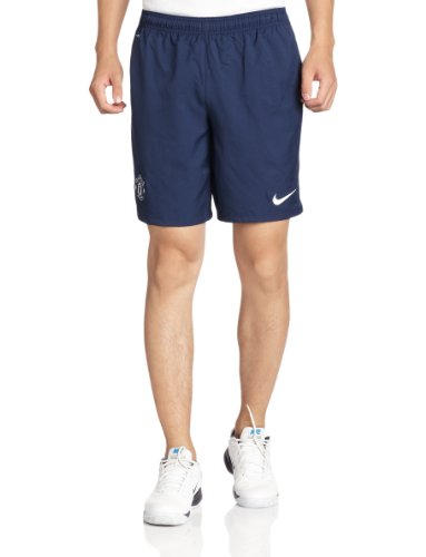 Nike Manchester United Goalkeeper Replica Short (Midnight Navy) (M) (Shorts Manchester United compare prices)