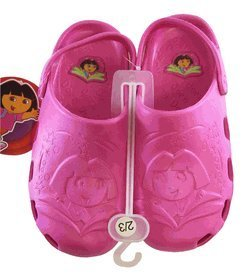 Dora The Explorer Cayman Sandal (11/12)