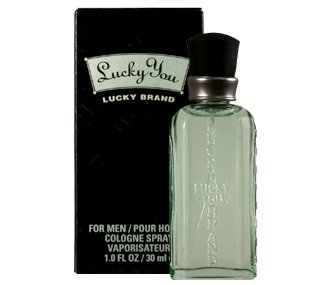 Lucky You Cologne by Lucky Brand for men Colognes