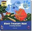 Blue's Treasure Hunt (Jewel Case) - PC