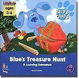 Blue's Treasure Hunt (Jewel Case)