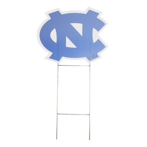 North Carolina Tarheels Yard Sign Lawn Mascot Sign at Amazon.com