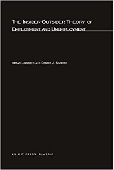 the insider outsider theory of employment and unemployment pdf