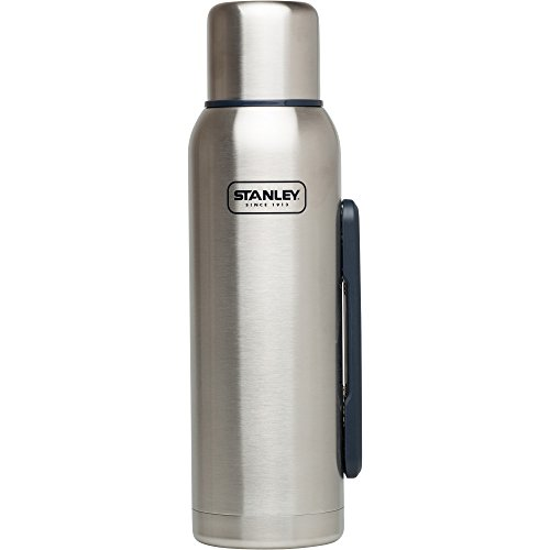 Stanley Adventure Vacuum Bottle, Stainless Steel, 1.4 quart (Thermos Bottle Stanley compare prices)