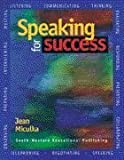 img - for Speaking for Success by Miculka (1998-07-28) book / textbook / text book