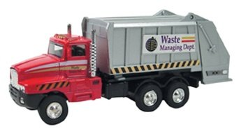 Buy Die Cast Sanitation Truck
