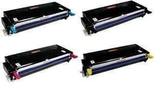 Sale! Xerox Phaser 6280 Set Of 4 Compatible High Capacity Laser Toner Cartridges (1 Black, 1 Cyan, 1 Magenta, 1 Yellow)
