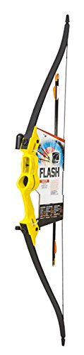 Bear Archery Flash Youth Bow, Yellow (Bear Youth Bow compare prices)