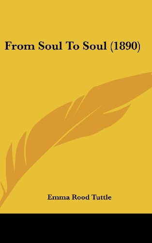 From Soul to Soul (1890)