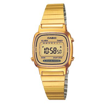 Collection Damen-Armbanduhr Digital Quarz LA670WEGA-9EF