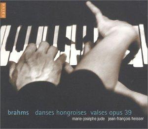 Brahms - Danses Hongroises/1869 - Zortam Music