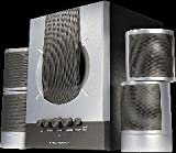 echange, troc 2.1 sound system silver