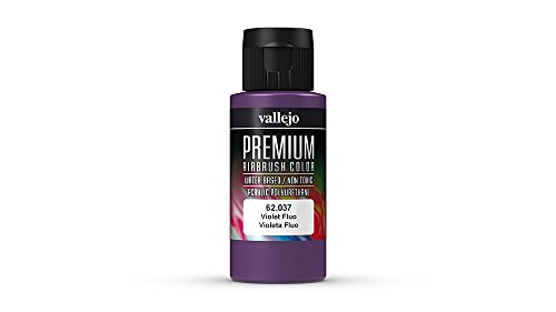 Vallejo Color Fluorescent Violet Premium RC Colors - 1