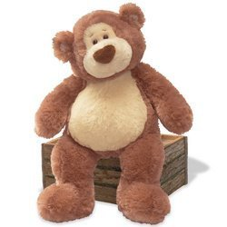 "Enesco Alfie 19"" Bear Plush from Gund"