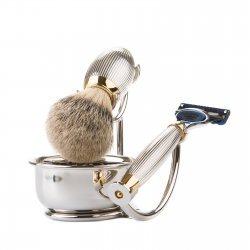 Benjamin Barber Imperial 4-Piece Shaving Set Lux (Set utan rakhyvel)
