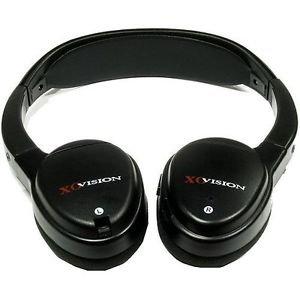 Shop Brand New Xo Vision Ir620 Universal Ir Wireless Foldable Headphones In-Car Video Listening