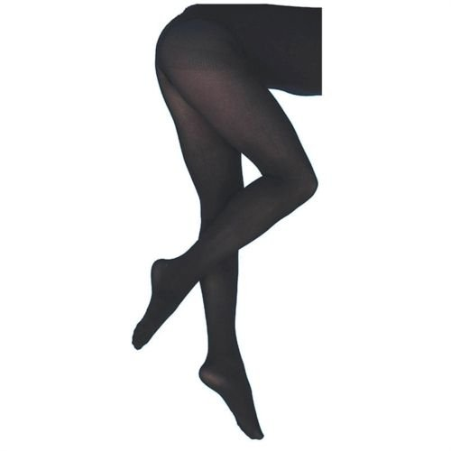 Adult Black Tights Leggings Stockings Costume Accessory - Plus/Queen Size