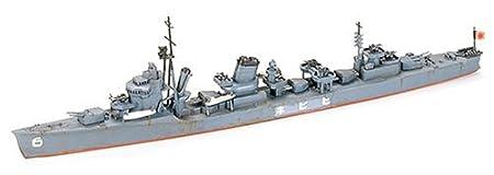 Tamiya - 31407 - Maquette - Bateau - Destroyer Ibiki