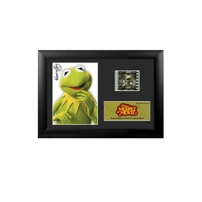 Muppet Movie Series 1 Minicell Film Cell Display