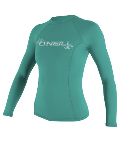 O'Neill Wetsuits UV Sun Protection Womens Basic Skins Long