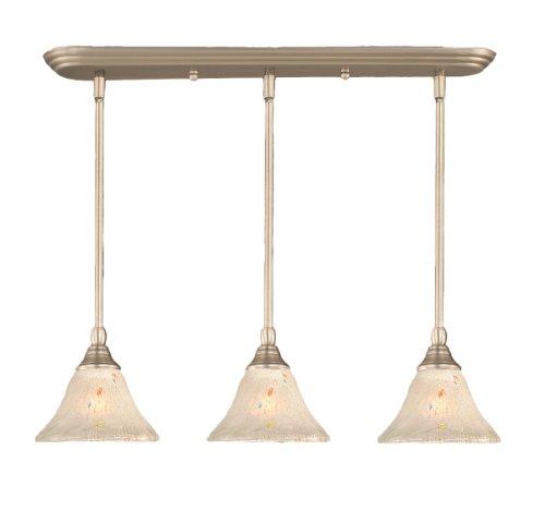 Sale Toltec Lighting 25 BN 751 Multi Light Mini Pendant Brushed N
