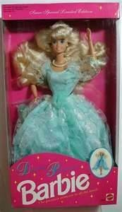"BARBIE SEARS SPECIAL LIMITED EDITION ""DREAM PRINCESS"" NRFB, #2306, HARD TO FIND - 1"