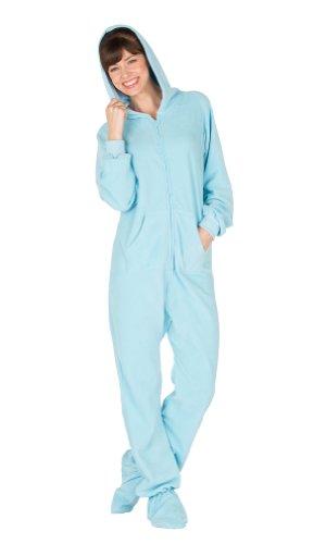 Footed Baby Pajamas