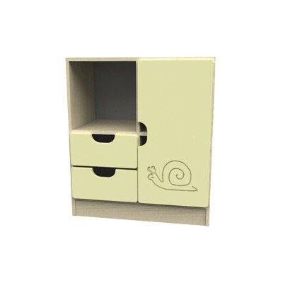 Sideboard Novo Farbe: Vanille