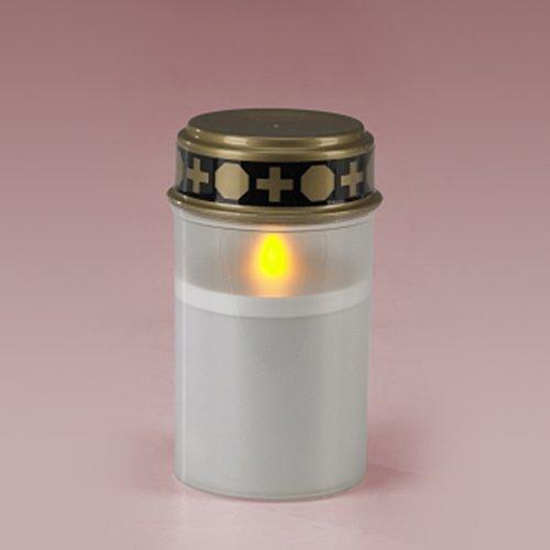 LED-GRABLICHT WEISS M.BATT. 903430