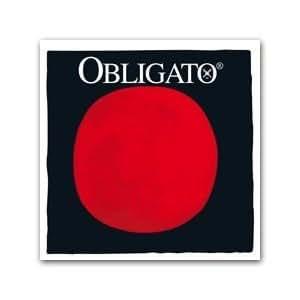 オブリガートOBLIGATO バイオリン弦(4/4)セット(E線ボールエンド)