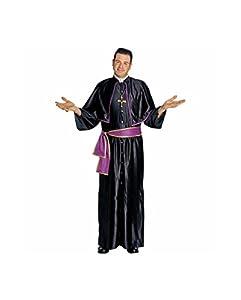 Cardenal Traje Negro y Morado L