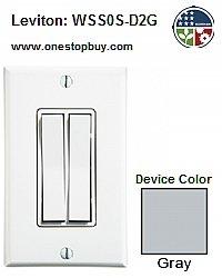 Leviton Wireless Light Switch