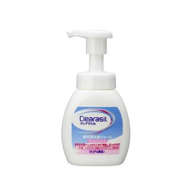 クレアラシル 薬用泡洗顔フォーム 200ml