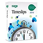 Timeslips By Sage 2010 [Old Version]