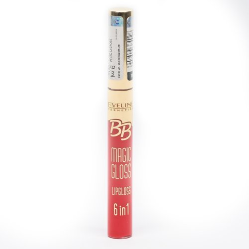 Eveline Bb Magic Lip Gloss 6 In 1 / 369