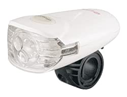 3-led Bike Headlight Lighthouse Q-Lite QL-255